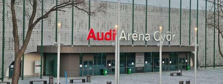 Audi Aréna project